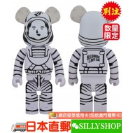 【付款限制】BE@RBRICK x BILLIONAIRE BOYS CLUB ASTORONAUT 1000%