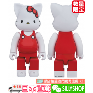 NY@BRICK 400% HELLO KITTY (RED VER.)