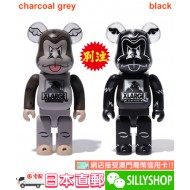 BE@RBRICK D*FACE x XLARGE 400% & 100%