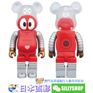 【予約】BE@RBRICK ROBOCON 400%