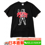 BILLIONAIRE BOYS CLUB BB JAPAN ASTRO T-SHIRT
