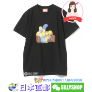 Ray BEAMS THE SIMPSONS FAMILY TEE