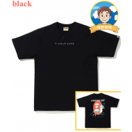 A BATHING APE JAPAN CULTURE SOUVENIR T-SHIRT