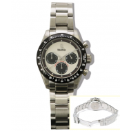 A BATHING APE TYPE 5 BAPEX (SLV / BLK)