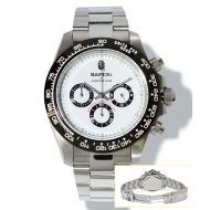 A BATHING APE TYPE 4 BAPEX (SLV)