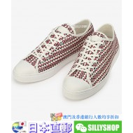 CONVERSE ALL STAR COUPE WOVEN OX (RED / NVY)