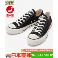 CONVERSE CANVAS ALL STAR J (BLK / WHT)