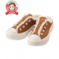CONVERSE ALL STAR LIGHT BOA MULE SLIP-ON (BRN)