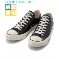 CONVERSE LEATHER ALL STAR US (BLK)
