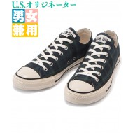 CONVERSE「美式復古支線」ALL STAR US CHECK (NVY)