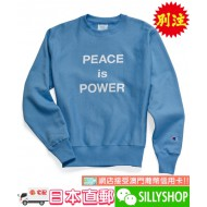 Champion x Yoko Ono PEACE is POWER SWEATSHIRT