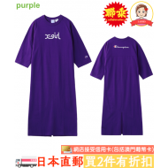 X-girl x Champion TEE LONG DRESS