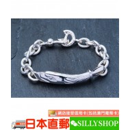 【付款限制】FIRST-ARROW's EAGLE FACE BRACELET