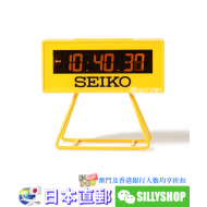 SEIKO SPORTS TIMER CLOCK MINI