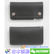HUMAN MADE LEATHER WALLET