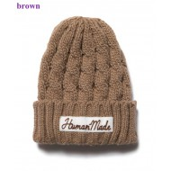 HUMAN MADE CABLE BEANIE