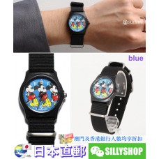 JAM HOME MADE MICKEY MOUSE ANALOG WATCH