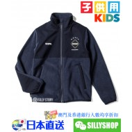 F.C.Real Bristol for KIDS POLARTEC FLEECE BLOUSON