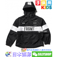 F.C.Real Bristol x fragment design TRAINING ANORAK