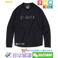 F.C.Real Bristol for KIDS L/S AUTHENTIC LOGO TOUR TEE