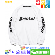 F.C.Real Bristol for KIDS AUTHENTIC L/S TEE