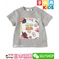 X-girl Stages TOY STORY BOX DESIGN TEE