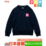 FCRB for Kids SQUARE F.C.R.B. CREW NECK SWEAT