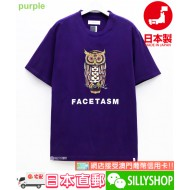 FACETASM OWL BASIC TEE