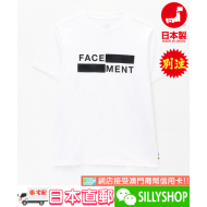 fragment design x FACETASM FACE/MENT TEE 02