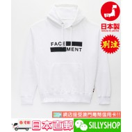 fragment design x FACETASM FACE/MENT HOODIE 02