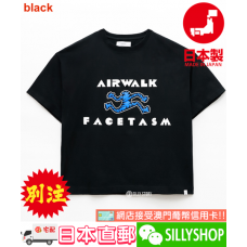FACETASM x AIR WALK BIG TEE 2