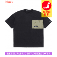 N.HOOLYWOOD「日本製」REBEL FABRIC BY UNDERCOVER TEE