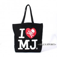 【LADIES / 日本国内限定】mastermind JAPAN FINAL COUNT DOWN TOTE BAG