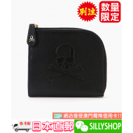 【付款限制】mastermind JAPAN x ETTINGER L ZIP WALLET