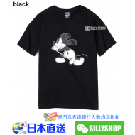 NUMBER (N)INE MICKEY MOUSE NN T-SHIRT