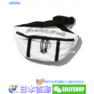 NUMBER (N)INE x WILD THINGS WAIST BAG