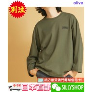 NUMBER (N)INE LIGHT SWEAT BIG SLEEVE T-SHIRT