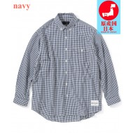 NUMBER (N)INE CHECKERED PATTERN SHIRT
