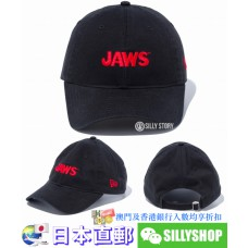 NEW ERA 9THIRTY CROSS STRAP JAWS TITLE LOGO