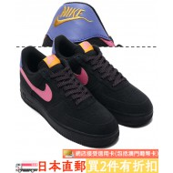 NIKE AIR FORCE 1 '07 LV8 (BLK / M.FMG)