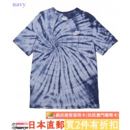 NIKE M COTTON TIE-DYE T-SHIRT