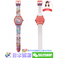 Q&Q x HYSTERIC GLAMOUR HYS WOMAN SMILE SOLAR WATCH