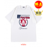 BE@RBRICK x H.G. BE@RTEE BE@R AND GIRL FACE TEE