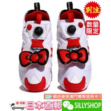 Hello Kitty x Reebok INSTAPUMP FURY OG (WHT / RED)