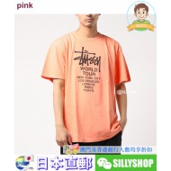 Stussy TOUR PIGMENT DYED TEE