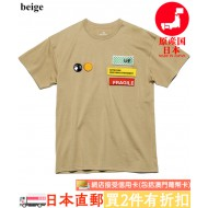 uniform experiment WAPPEN T-SHIRT