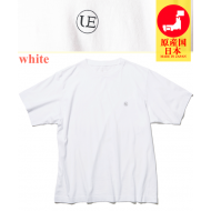 uniform experiment AUTHENTIC WIDE CIRCLE LOGO T-SHIRT