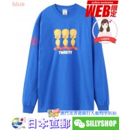 【WEB限定】X-girl x LOONEY TUNES 3 TWEETY L/S TEE