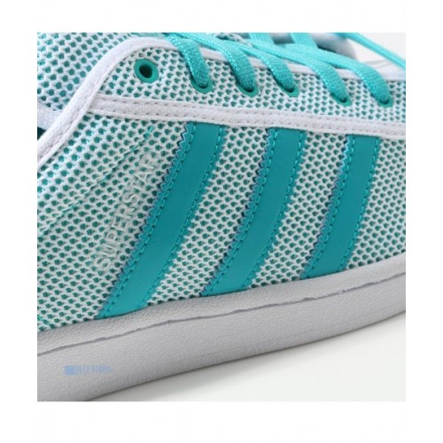 ADIDAS Superstar Adicolor Sneakers for Women Blue Planet Sports