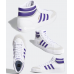 adidas MATCHCOURT HIGH RX2 X HARDIES (WHT / PPL)